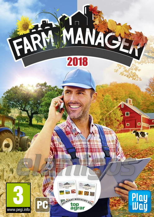 Download Farm Manager 2018 [PC] [MULTi10-ElAmigos] [Torrent