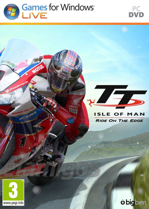 Download TT Isle of Man: Ride on the Edge