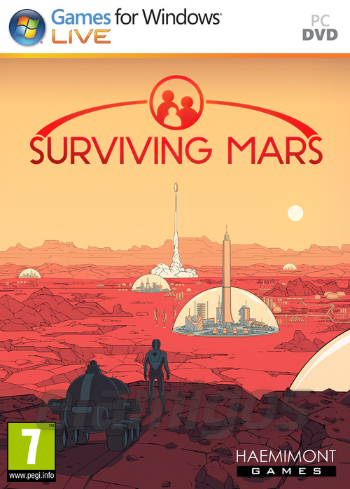 Download Surviving Mars Deluxe Edition