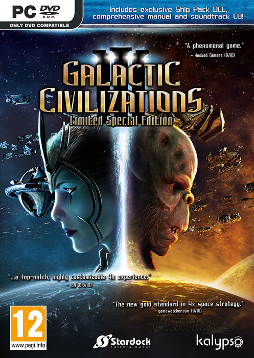 Download Galactic Civilizations III