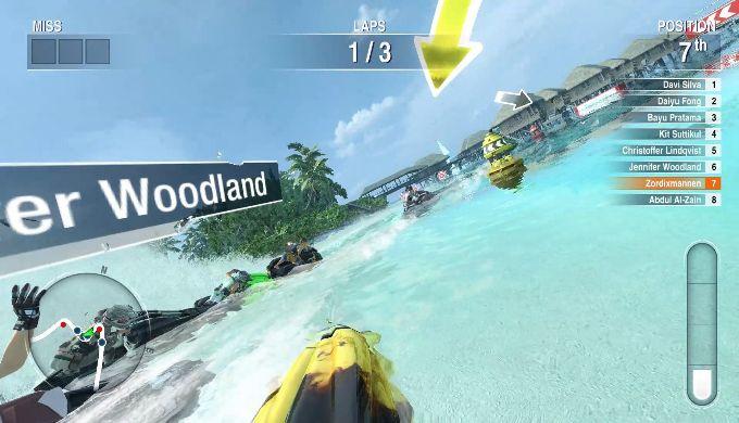 Download Aqua Moto Racing Utopia