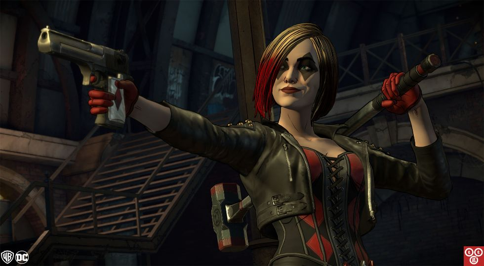 Download Batman The Enemy Within The Telltale Series Complete Season