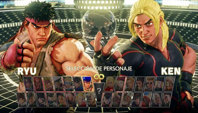 Download Street Fighter V Arcade Edition [PC] [MULTi13