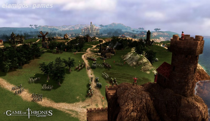 Download A Game of Thrones: Genesis