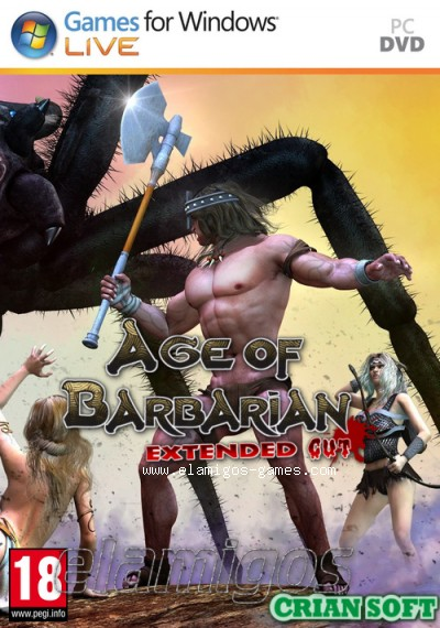 Download Age of Barbarian Extended Cut