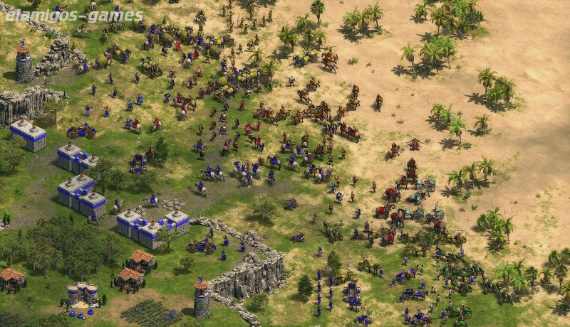 age of empires 2 definitive edition skidrow
