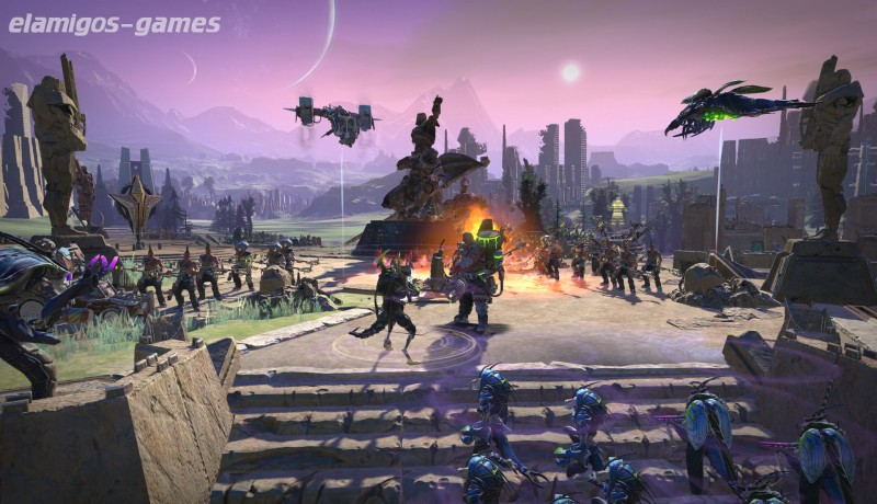 Download Age of Wonders Planetfall Deluxe Edition