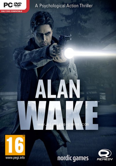 Download Alan Wake Complete Collection