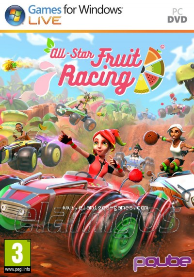 Download All-Star Fruit Racing