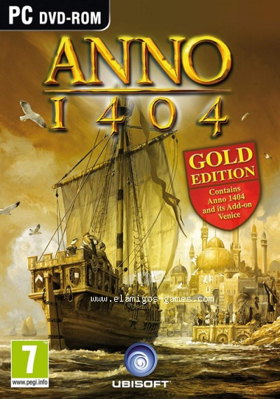 Download Anno 1404 Gold Edition