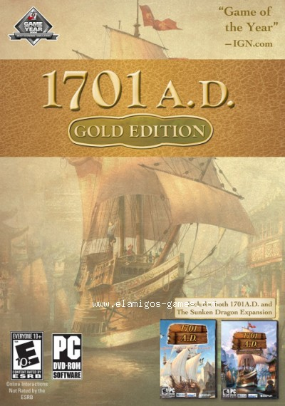 Download Anno 1701 Gold Edition