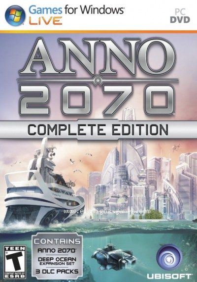 Download Anno 2070 Complete Edition