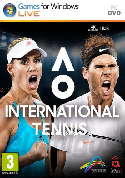 Download AO International Tennis