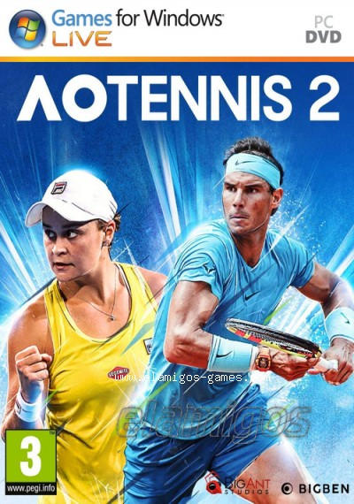 Download AO Tennis 2