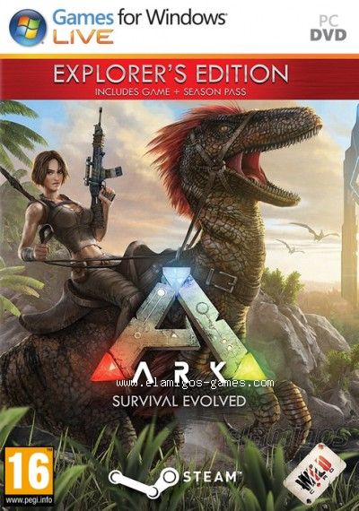 Download ARK: Survival Evolved Explorer's Edition