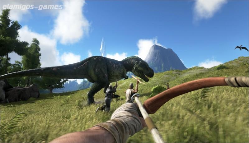 Download ARK: Survival Evolved Explorer's Edition