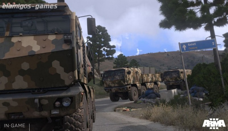 Download ARMA 3 Complete Campaign Edition