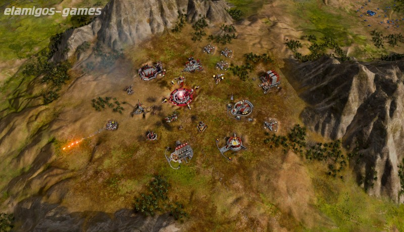 Download Ashes of the Singularity: Escalation