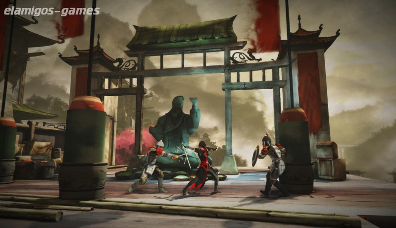 Download Assassin's Creed Chronicles Trilogy