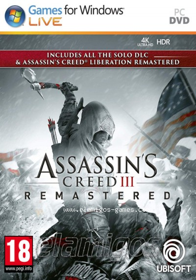 Download Assassin's Creed III Remastered