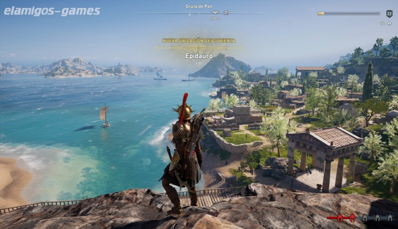 Download Assassin's Creed Odyssey Gold Edition [PC] [MULTi15