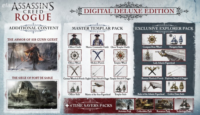 Download Assassin's Creed: Rogue