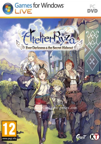 Download Atelier Ryza Ever Darkness and the Secret Hideout
