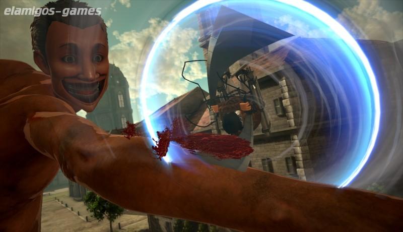 Download Attack on Titan 2