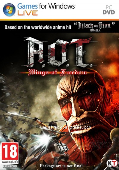Download Attack on Titan / A.O.T. Wings of Freedom