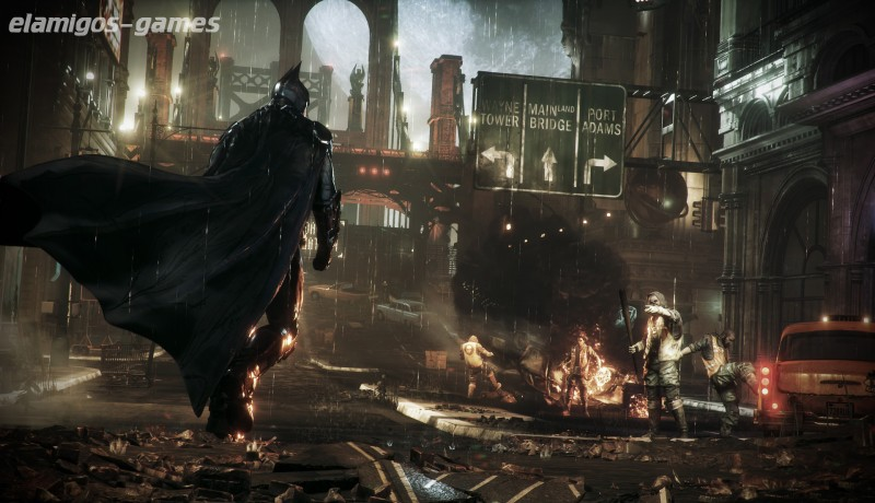 Download Batman Arkham Knight Complete Edition