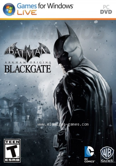 Download Batman: Arkham Origins Blackgate Deluxe Edition