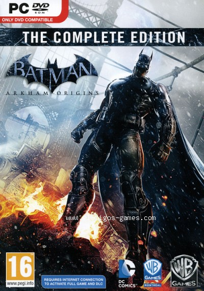 Download Batman: Arkham Origins Complete Edition