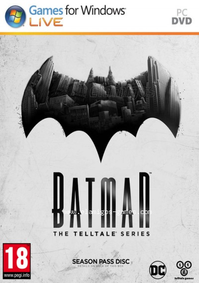 Download Batman The Telltale Series Complete Season