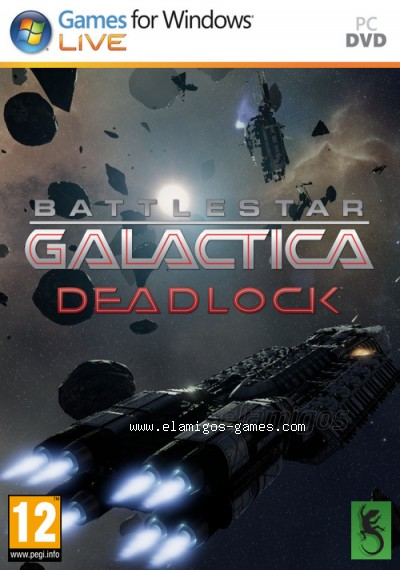 Download Battlestar Galactica Deadlock