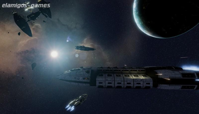 Download Battlestar Galactica Deadlock