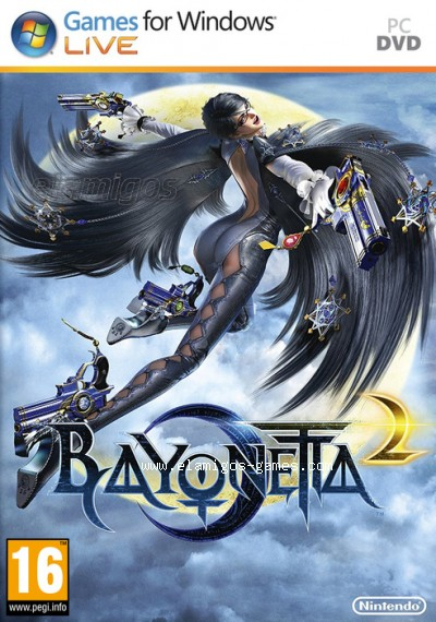 Download Bayonetta 2