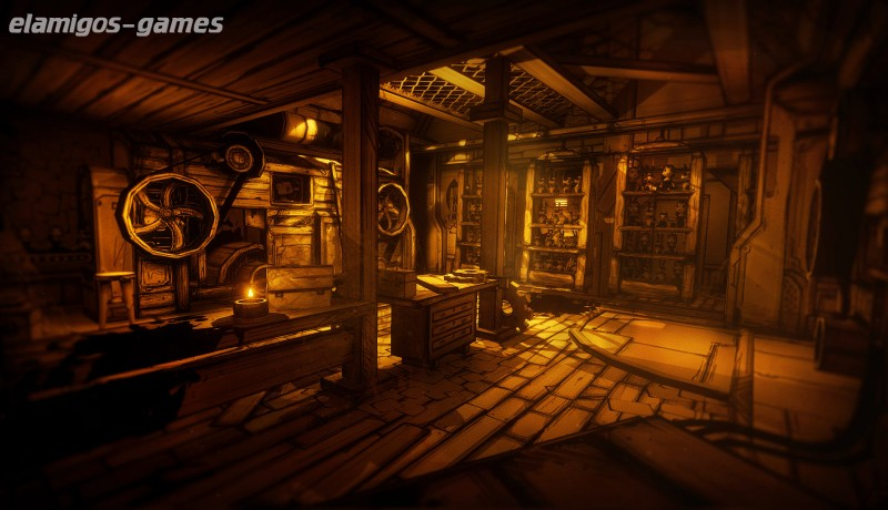 Download Bendy and the Ink Machine: Complete Edition