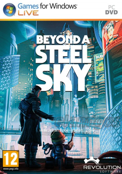 Download Beyond a Steel Sky