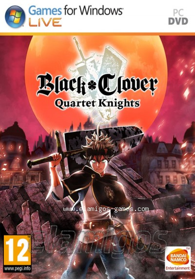 Download Black Clover Quartet Knights Deluxe Edition