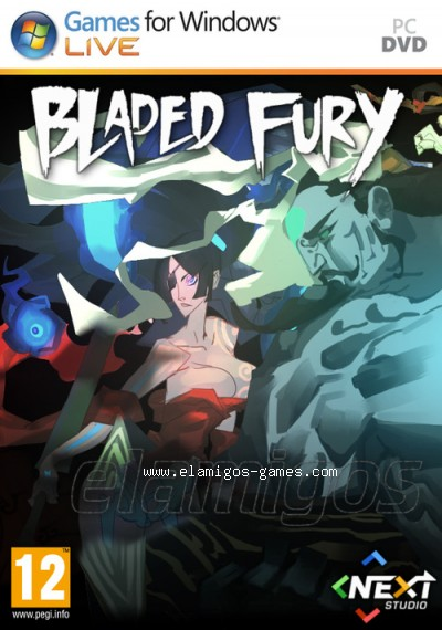 Download Bladed Fury