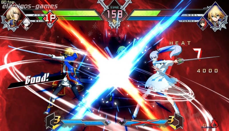 Download BlazBlue Cross Tag Battle Deluxe Edition