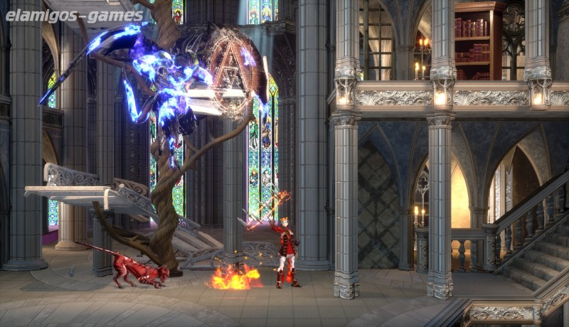 Download Bloodstained Ritual of the Night