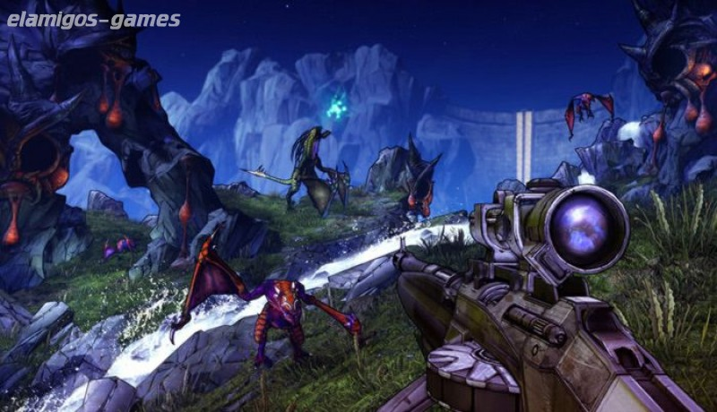 Download Borderlands 2 Game of the Year Edition