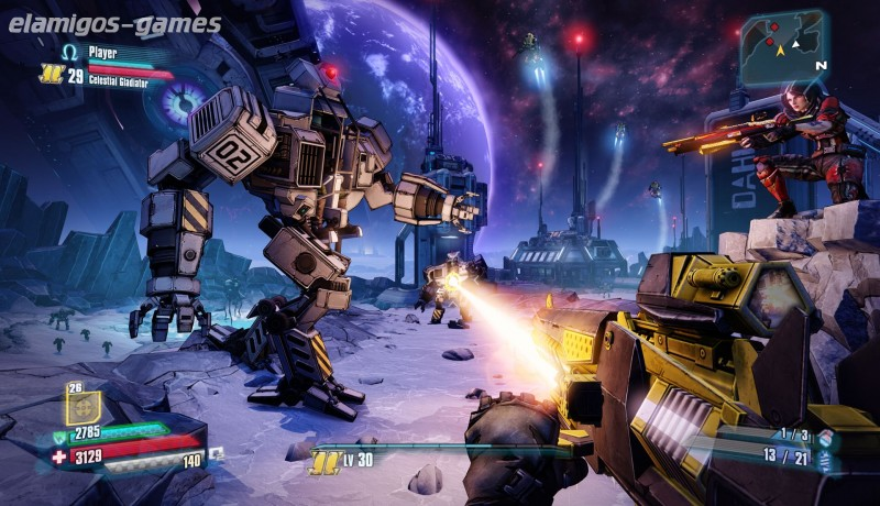 Download Borderlands: The Pre-Sequel Complete