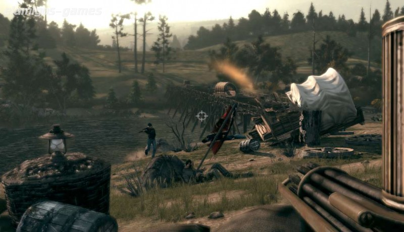 Download Call of Juarez: Bound in Blood