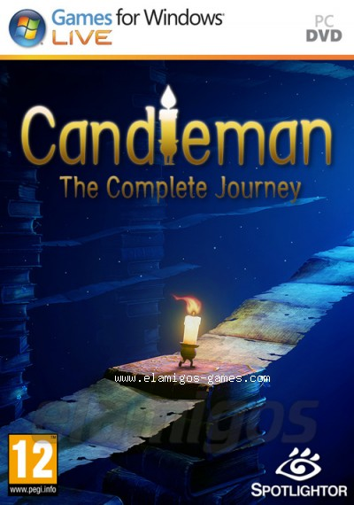 Download Candleman: The Complete Journey