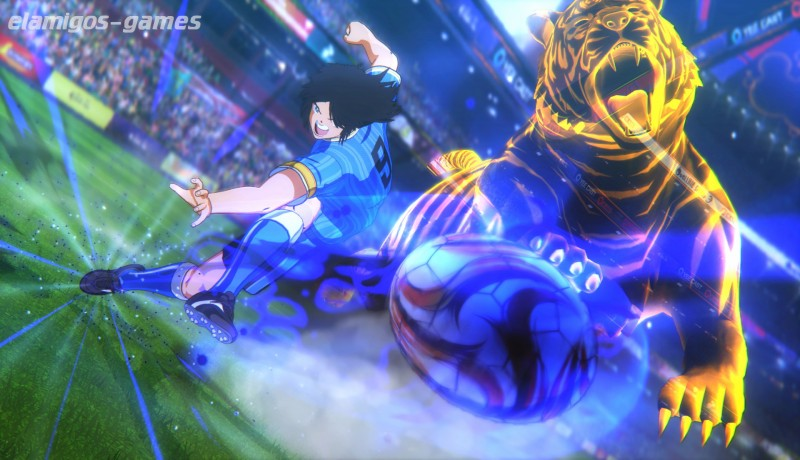 Download Captain Tsubasa Rise of New Champions Deluxe Edition