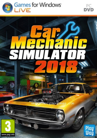 Download Car Mechanic Simulator 2018