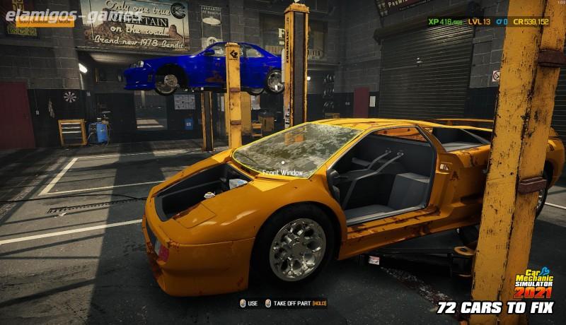 Download Car Mechanic Simulator 2021