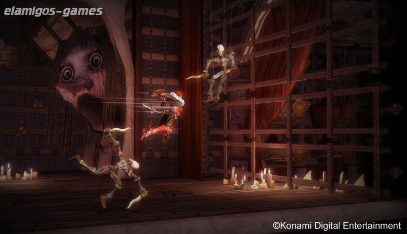 Download Castlevania Lords of Shadow Mirror of Fate HD